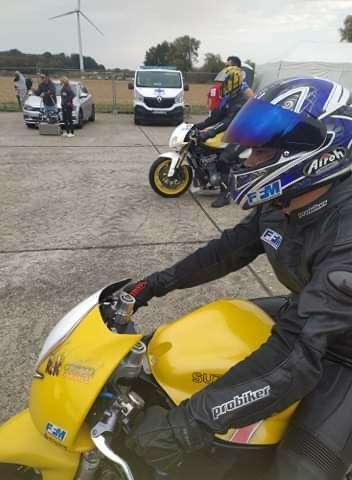 team RK Drag Racing en SSB